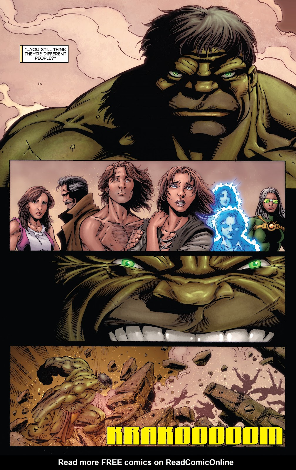 Read online Incredible Hulks (2010) comic -  Issue # _TPB Heart of the Monster - 126