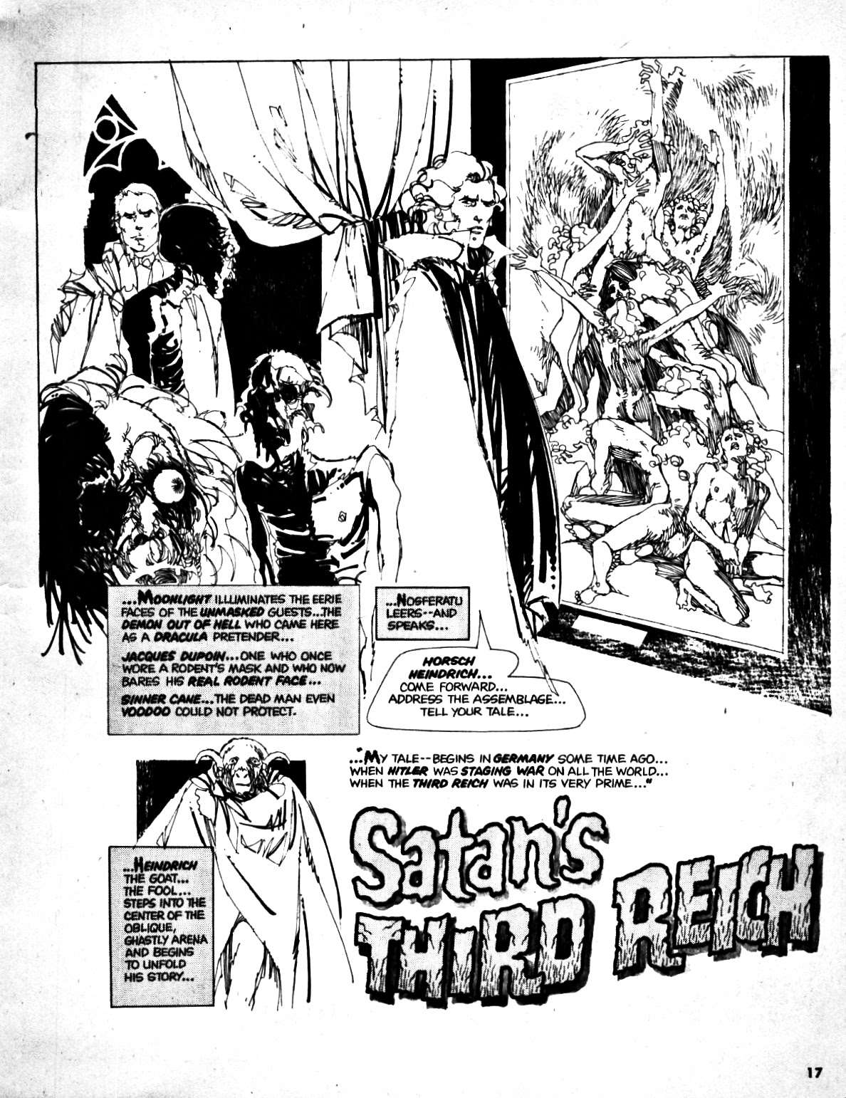 Scream (1973) issue 7 - Page 17