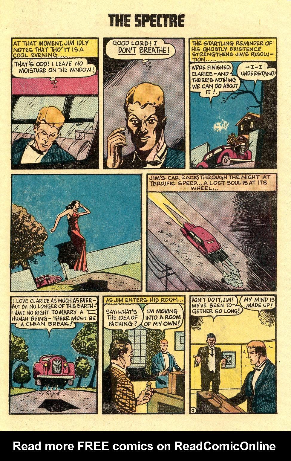 Read online Secret Origins (1973) comic -  Issue #5 - 31