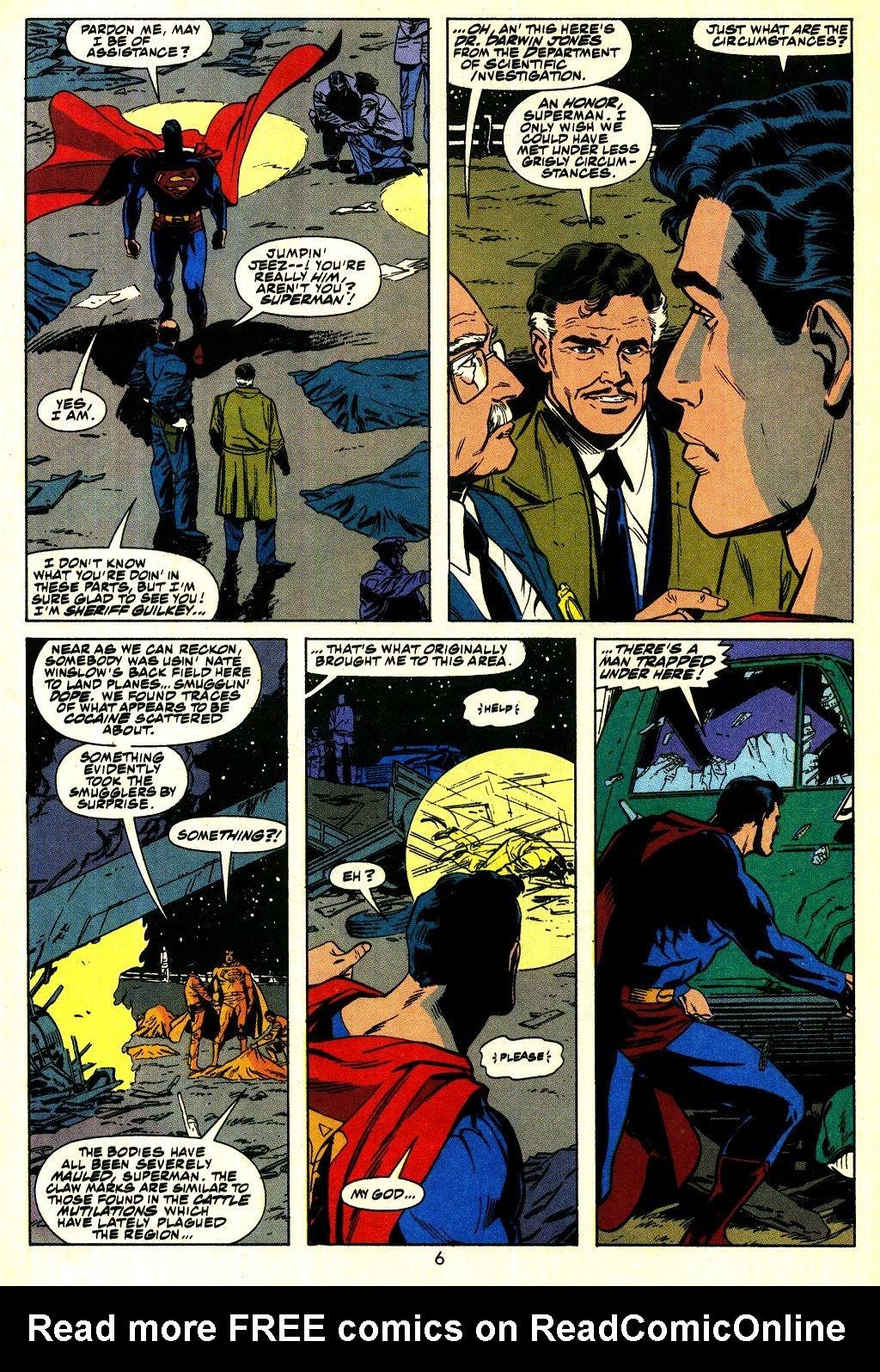 Action Comics (1938) 683 Page 6