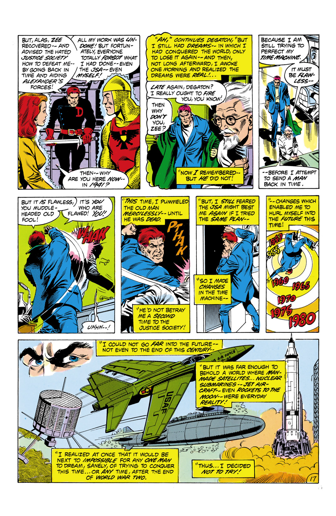 Read online All-Star Squadron comic -  Issue #2 - 18