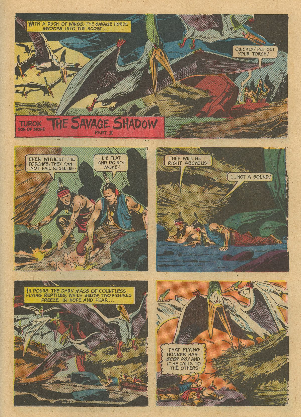 Read online Turok, Son of Stone comic -  Issue #52 - 25