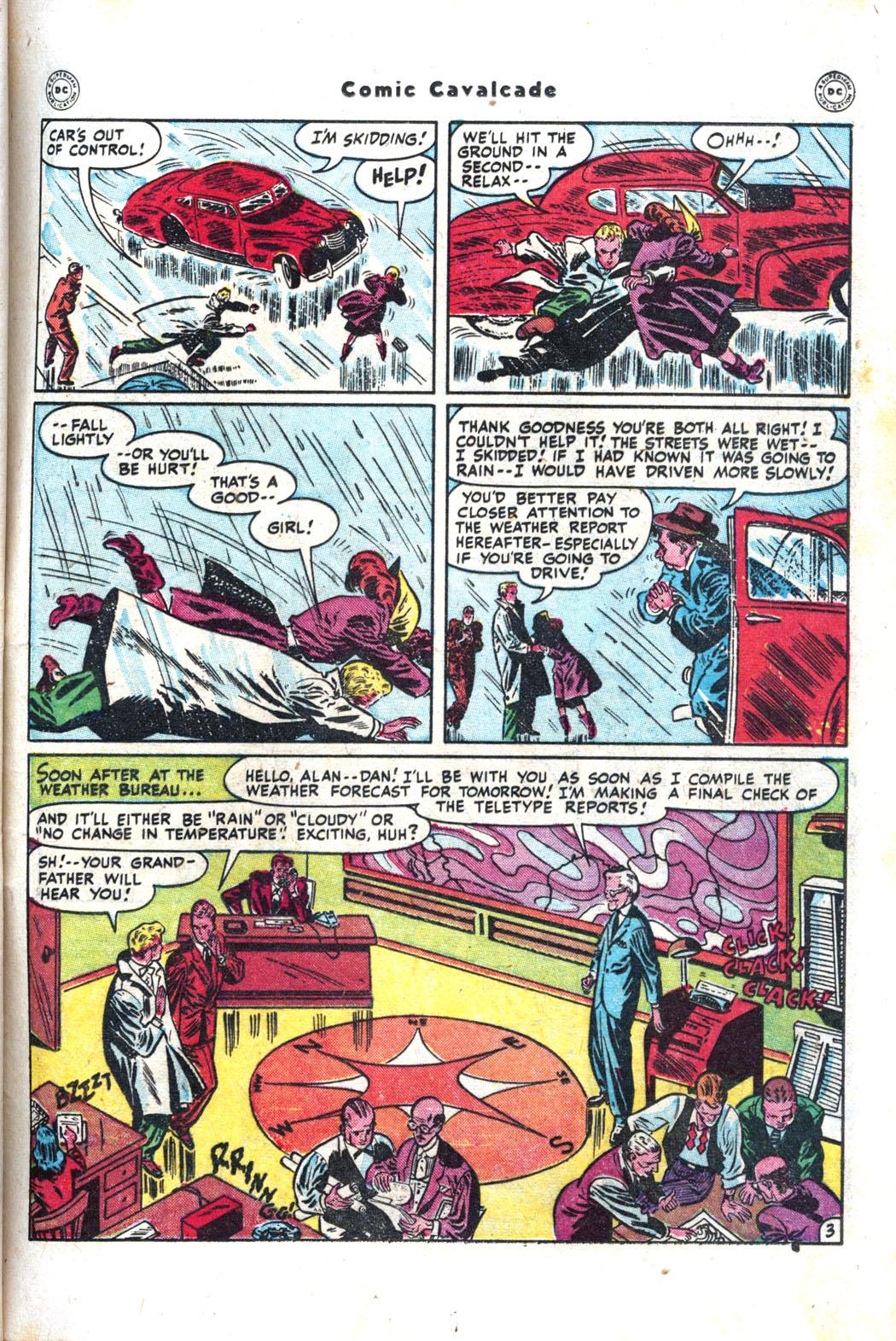Comic Cavalcade issue 26 - Page 29