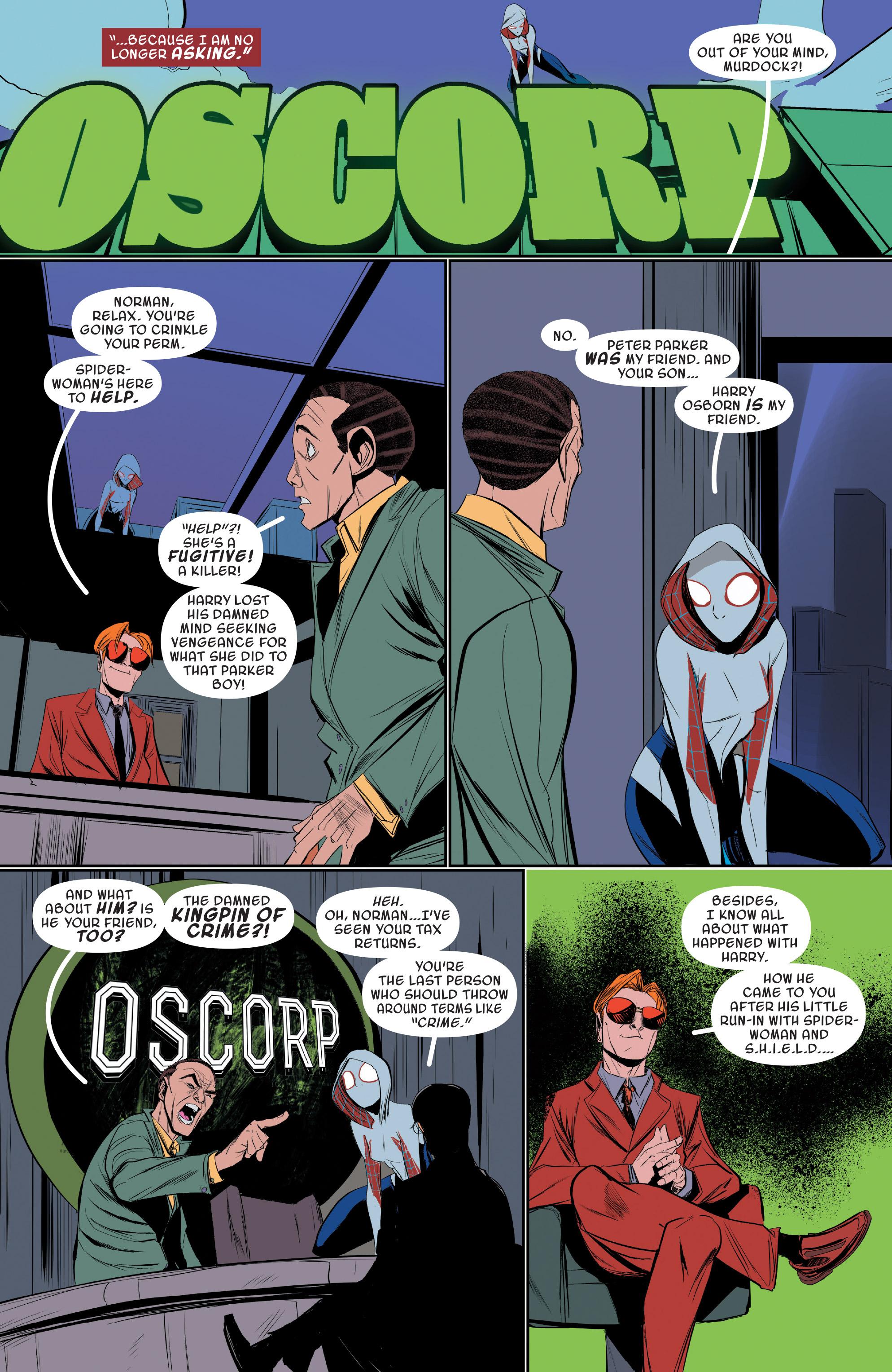 Read online Spider-Gwen [II] comic -  Issue #19 - 13