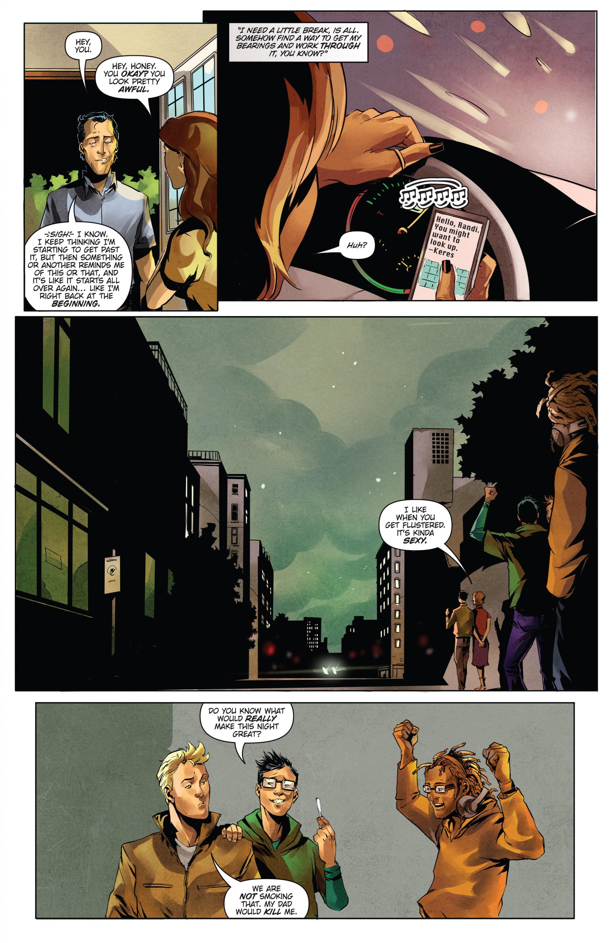 Read online Grimm Fairy Tales presents No Tomorrow comic -  Issue # TPB - 46
