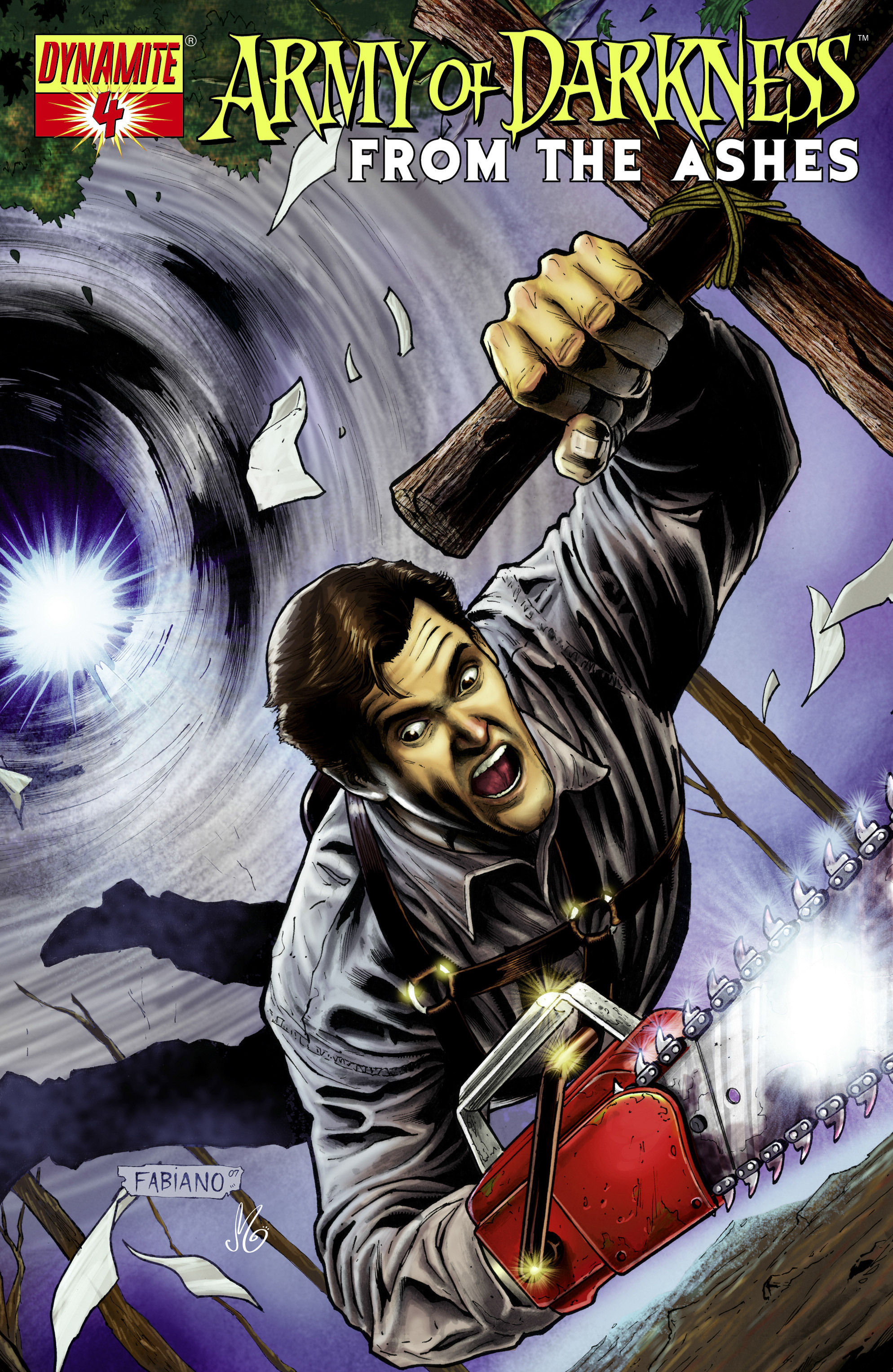 Read online Army of Darkness: From the Ashes comic -  Issue #Army of Darkness: From the Ashes TPB - 77