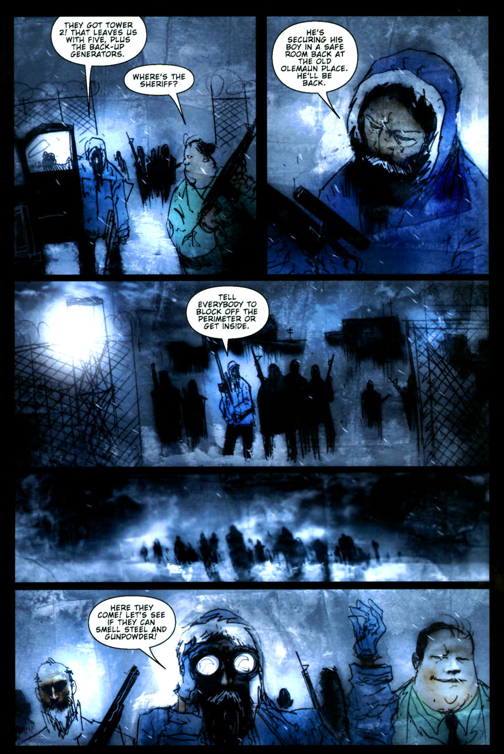 Read online 30 Days of Night: Return to Barrow comic -  Issue #4 - 13