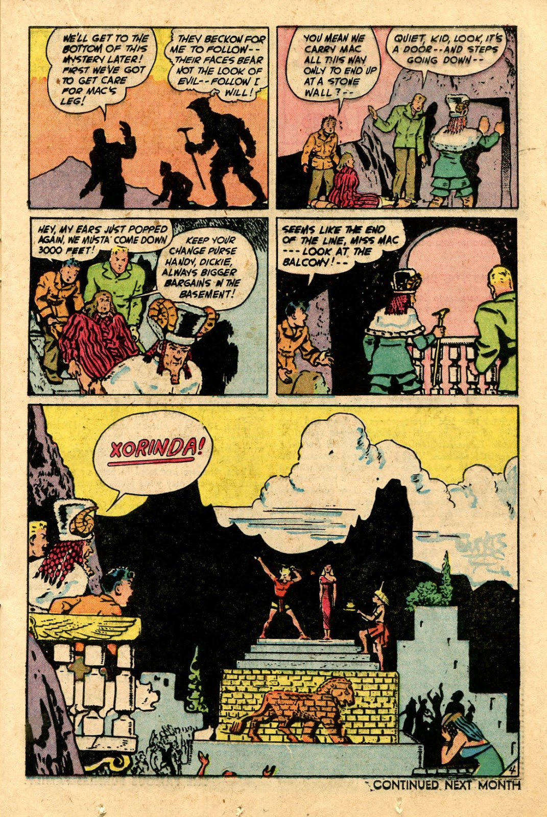 Read online Famous Funnies comic -  Issue #183 - 20