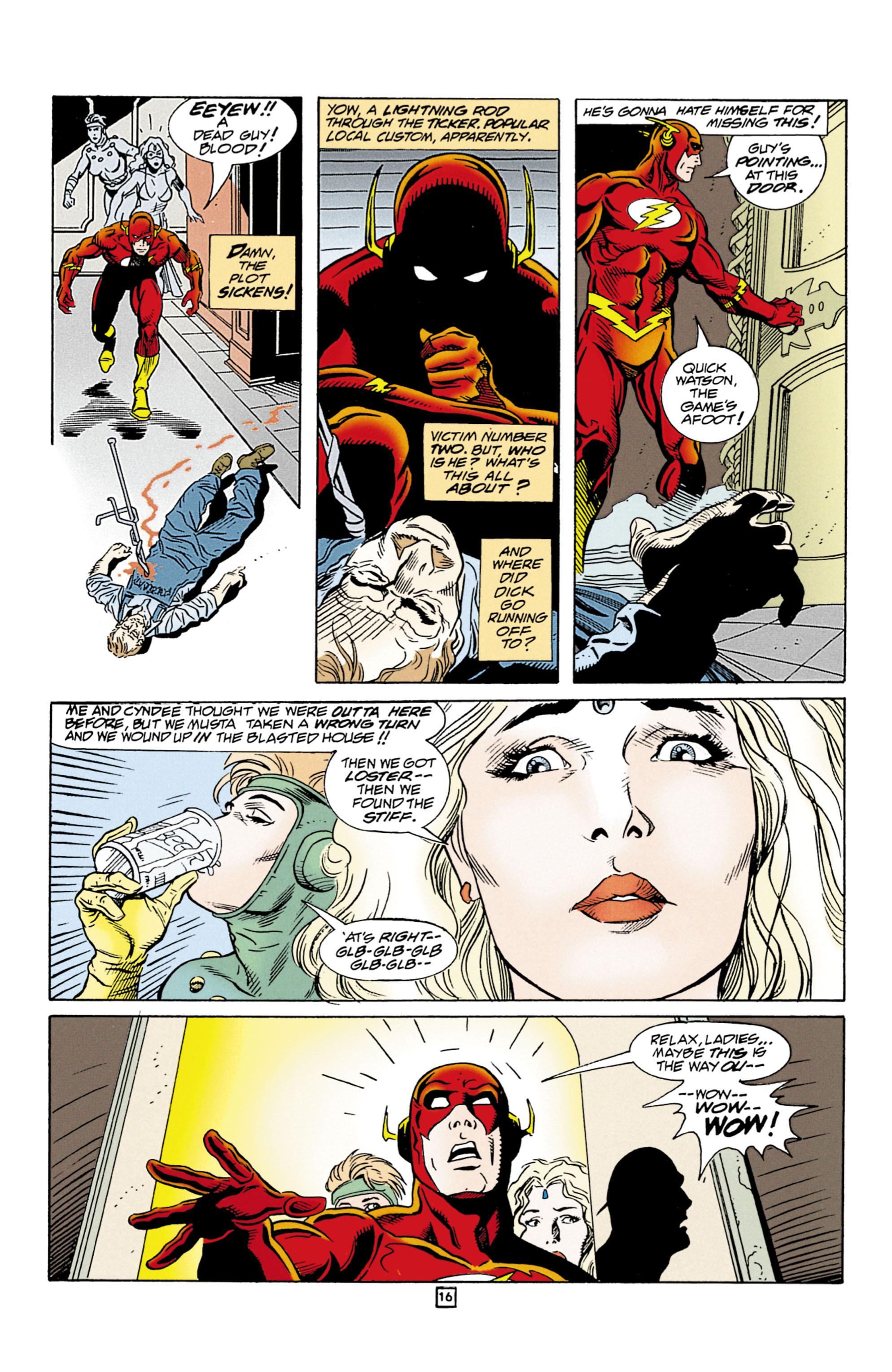 Read online Flash Plus comic -  Issue # Full - 17