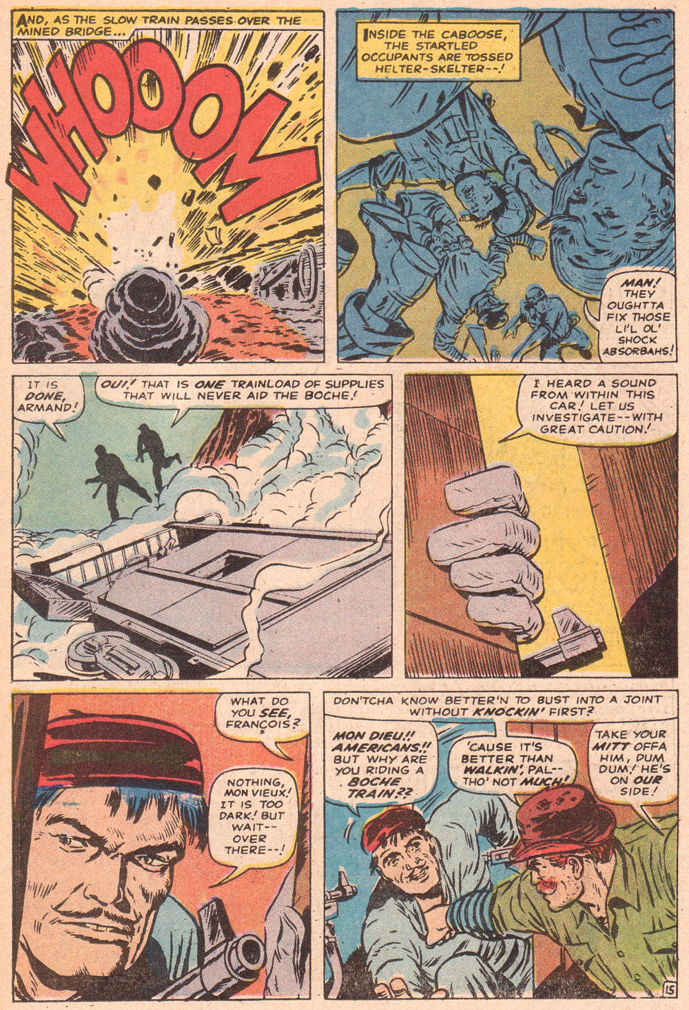 Read online Sgt. Fury comic -  Issue #80 - 23