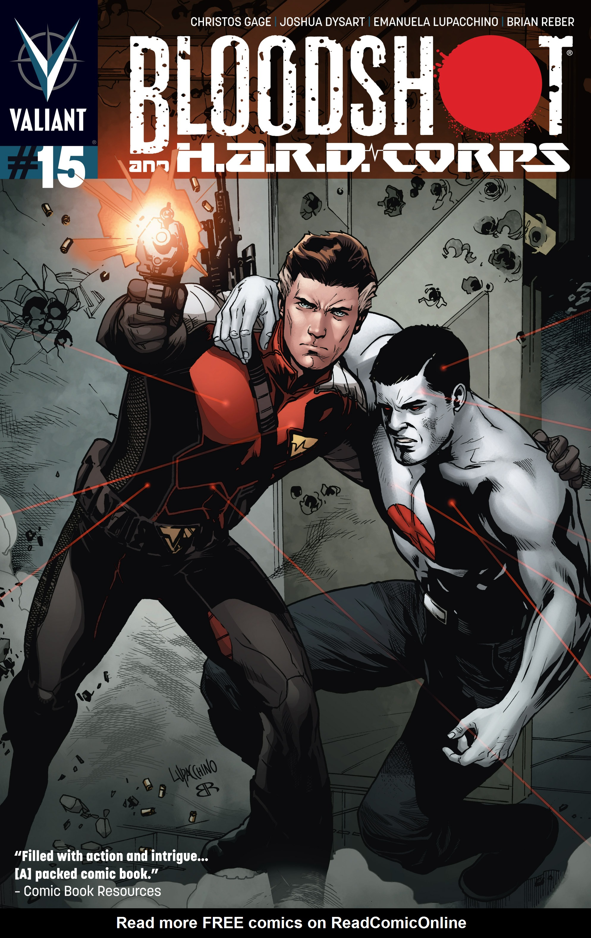 Read online Bloodshot and H.A.R.D.Corps comic -  Issue # TPB 4 - 30