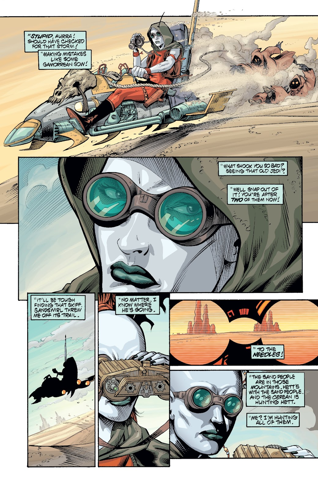 Read online Star Wars Legends Epic Collection: The Menace Revealed comic -  Issue # TPB (Part 2) - 58