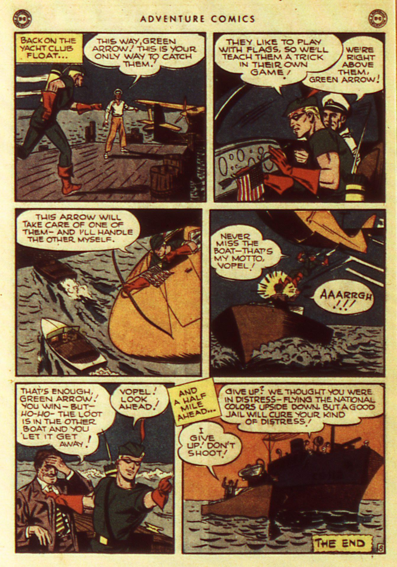Read online Adventure Comics (1938) comic -  Issue #105 - 18