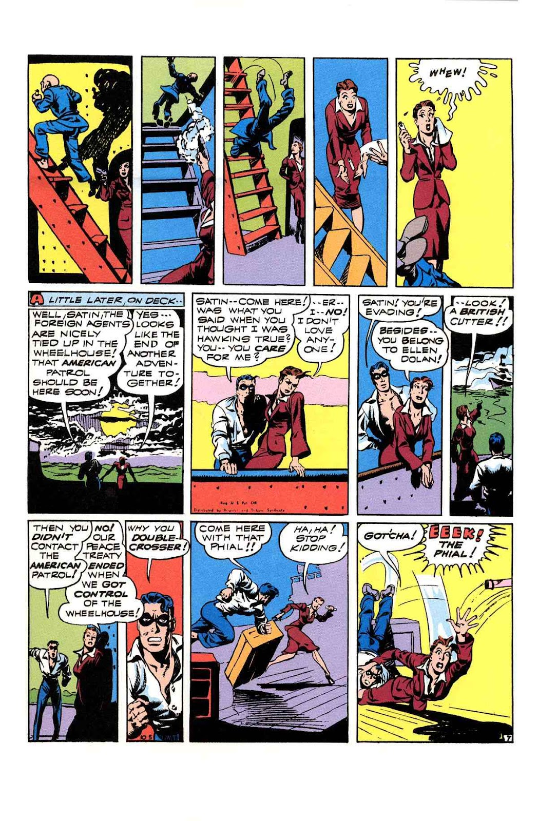 Read online Will Eisner's The Spirit Archives comic -  Issue # TPB 3 (Part 2) - 12