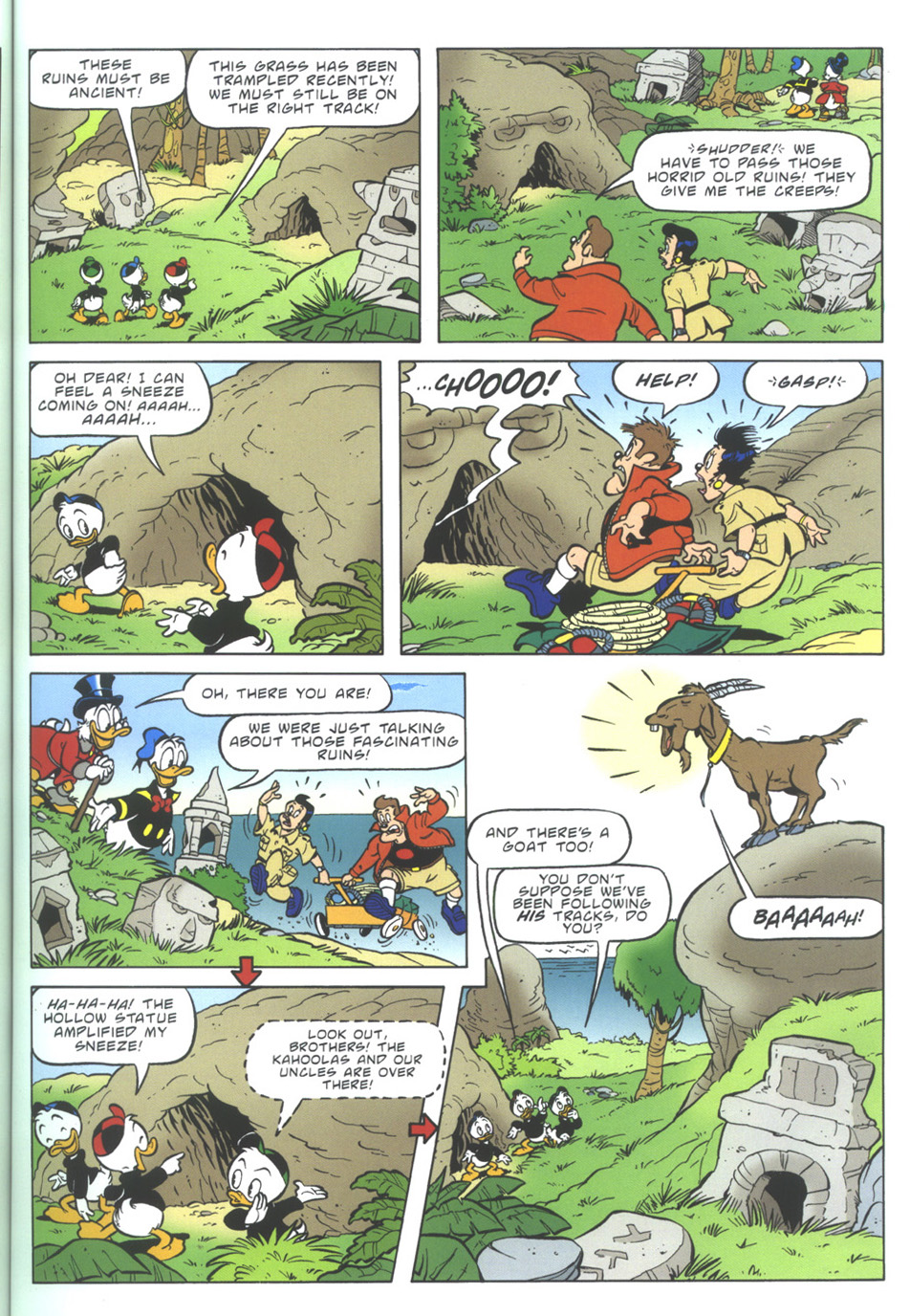 Read online Uncle Scrooge (1953) comic -  Issue #337 - 37