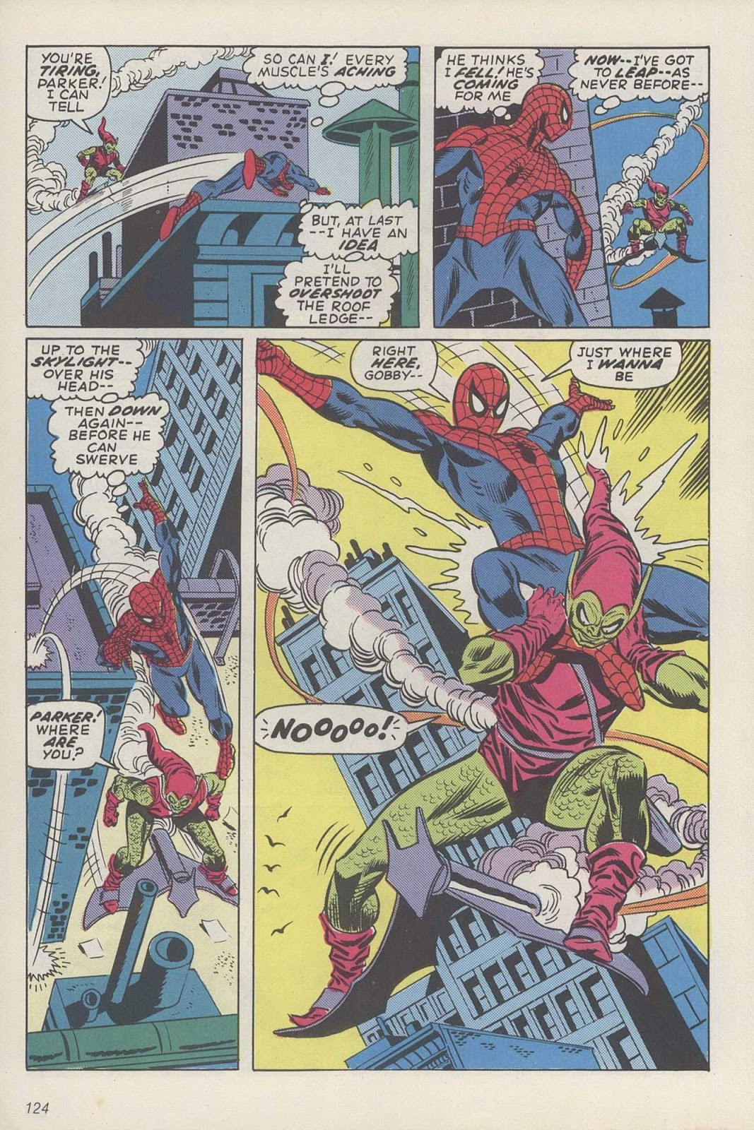 The Amazing Spider-Man (1979) issue TPB - Page 126