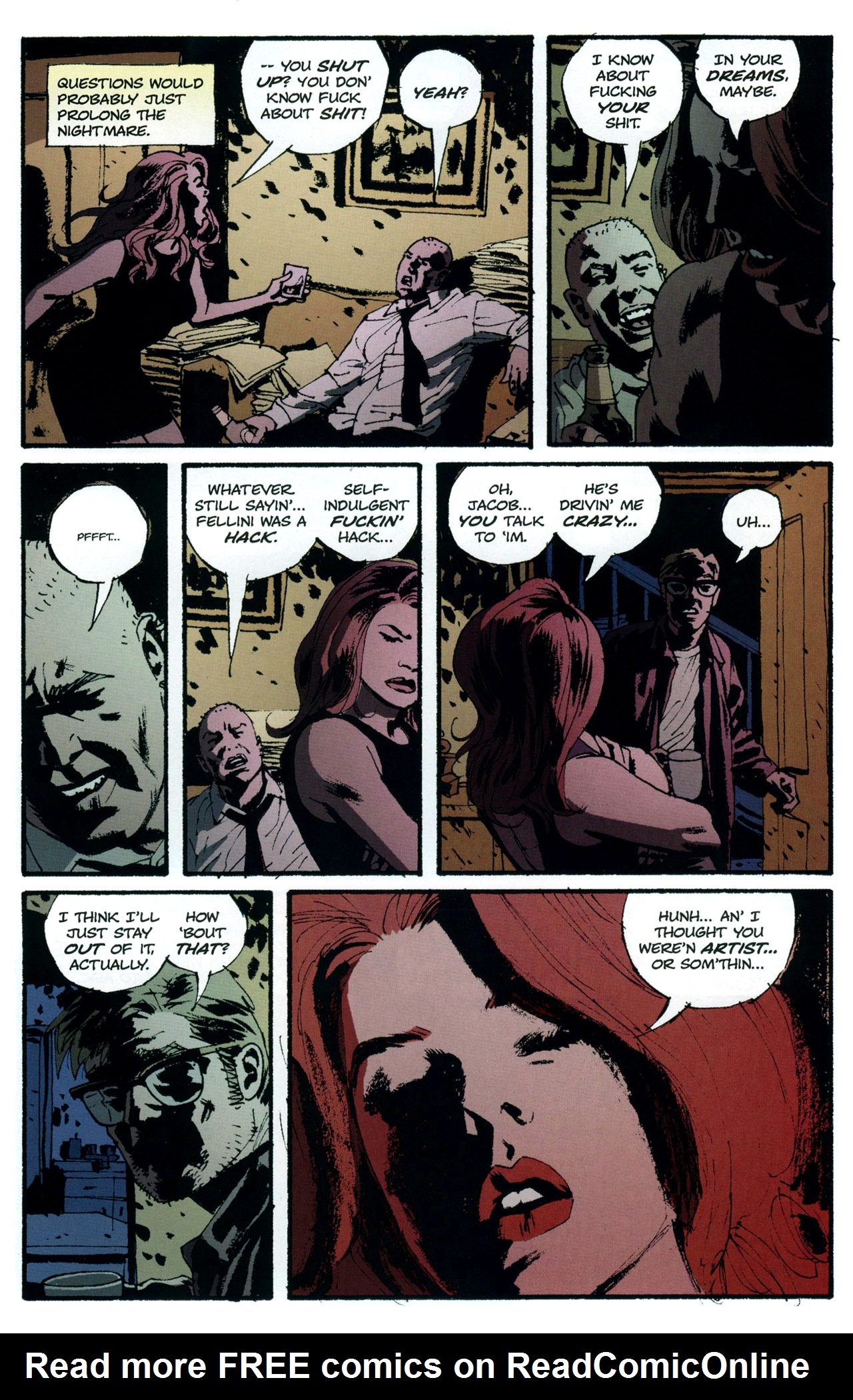 Read online Criminal (2008) comic -  Issue #5 - 6