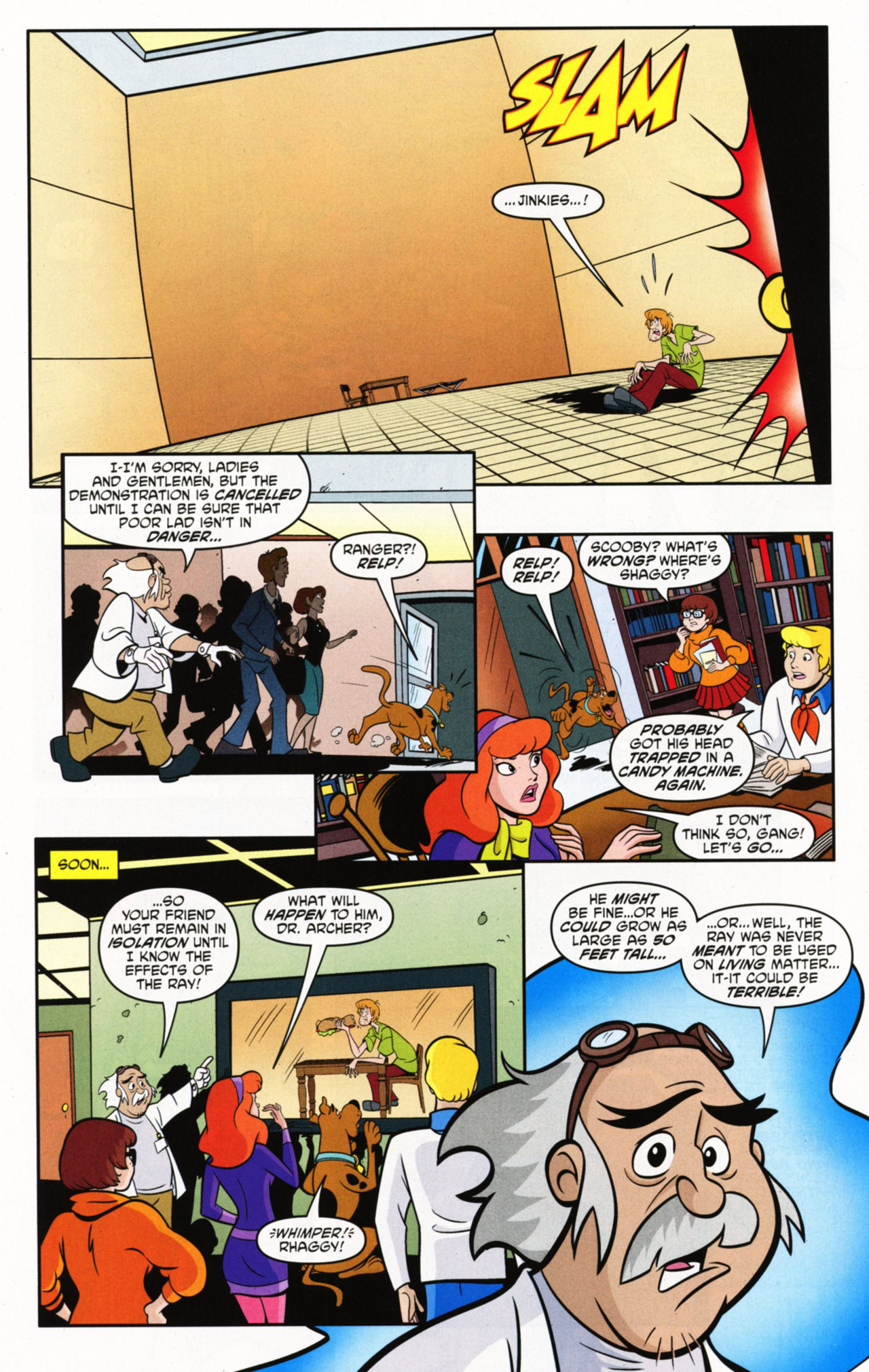Read online Scooby-Doo (1997) comic -  Issue #159 - 5