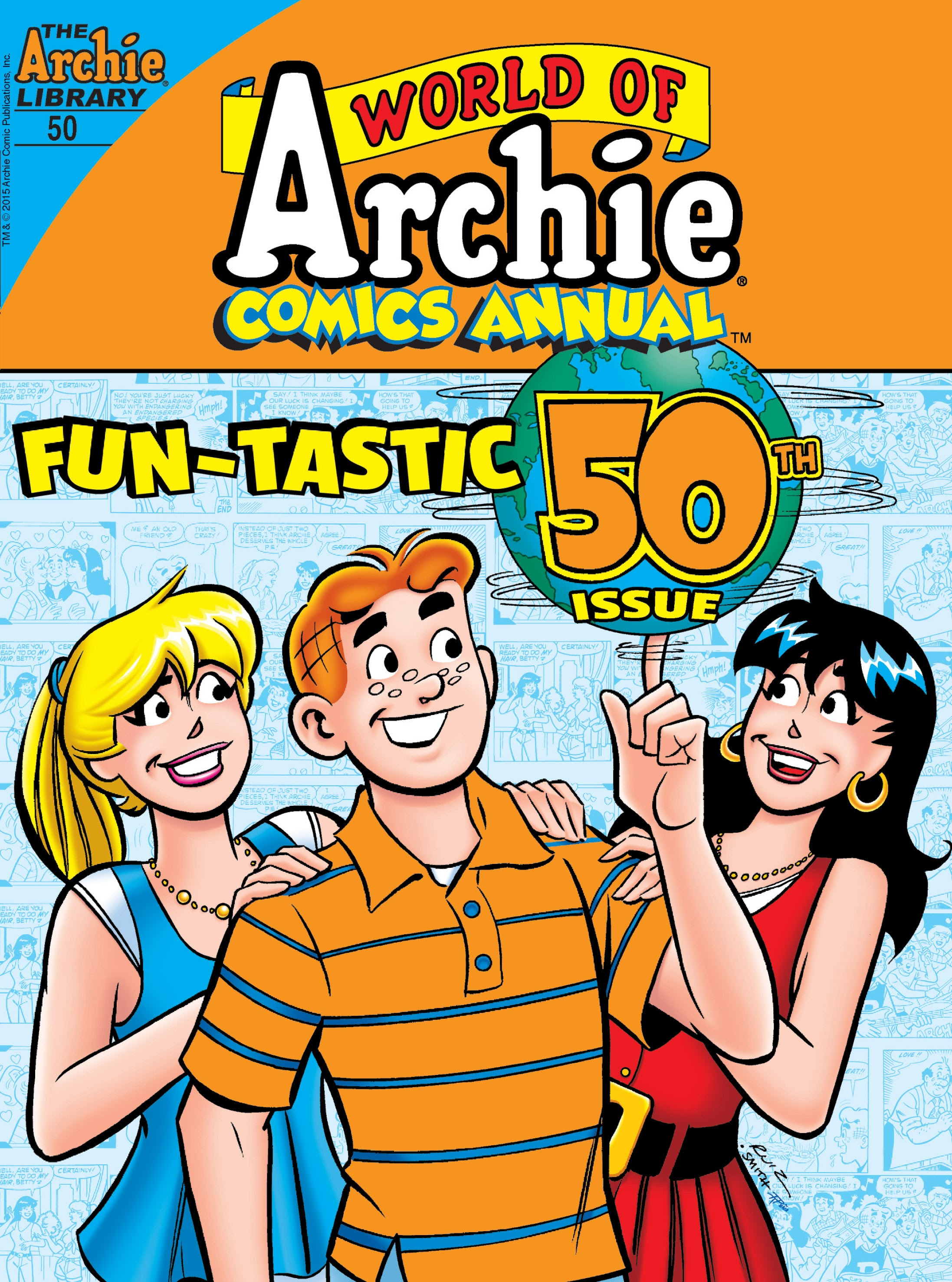 World of Archie Double Digest 50 Page 1