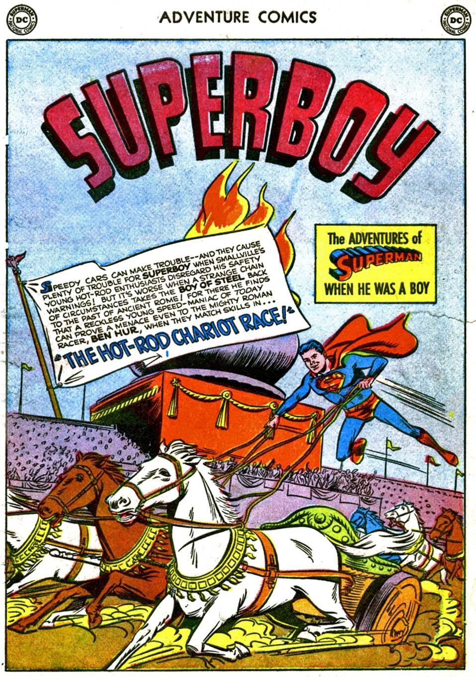 Read online Adventure Comics (1938) comic -  Issue #177 - 3