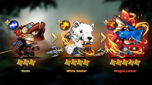 Game Ninja Hack Full Tiền Vàng