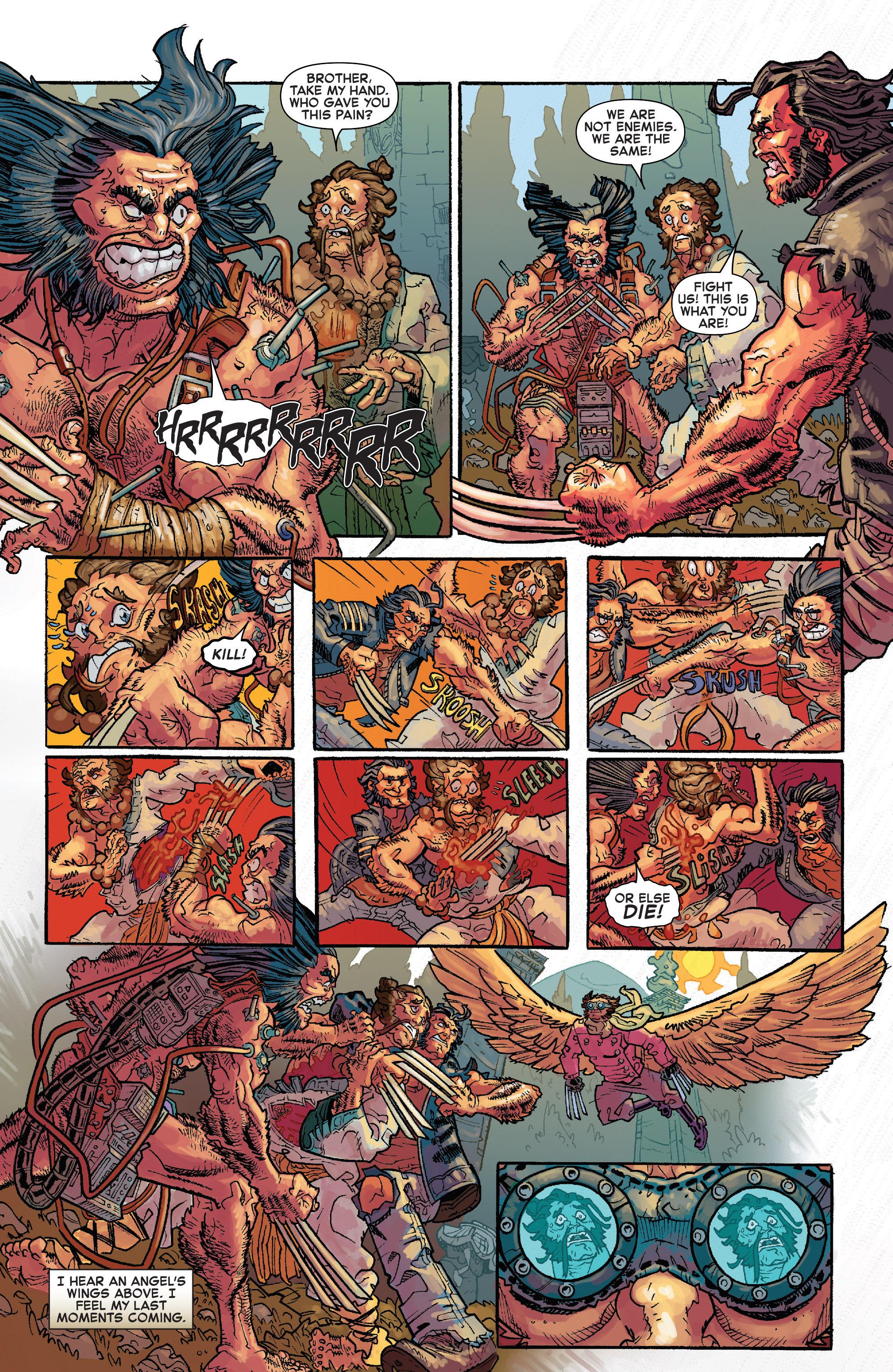 Read online Secret Wars: Battleworld comic -  Issue #3 - 9