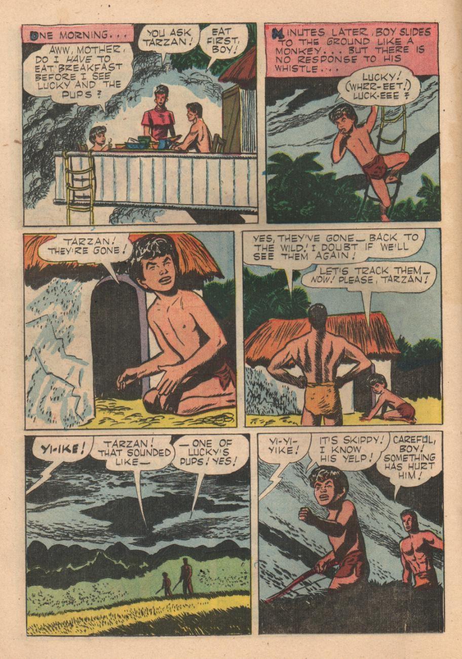 Tarzan (1948) issue 84 - Page 24