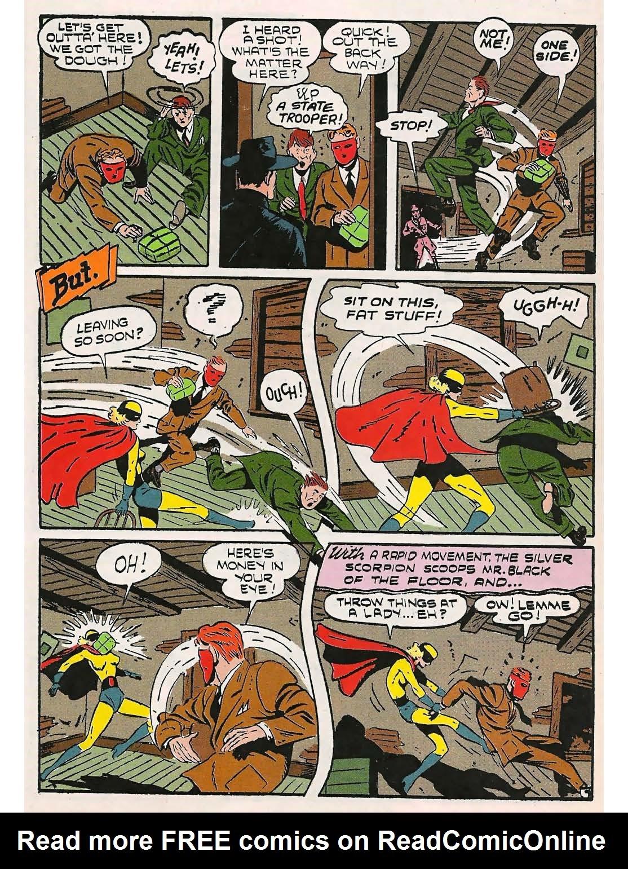 Read online Comedy Comics (1942) comic -  Issue #9 - 8