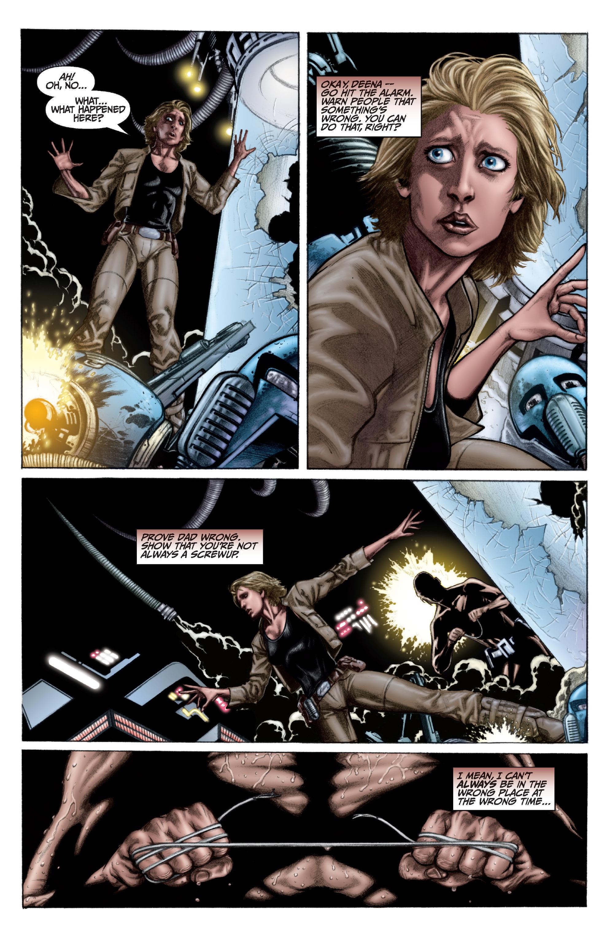 Read online Star Wars Omnibus comic -  Issue # Vol. 22 - 366