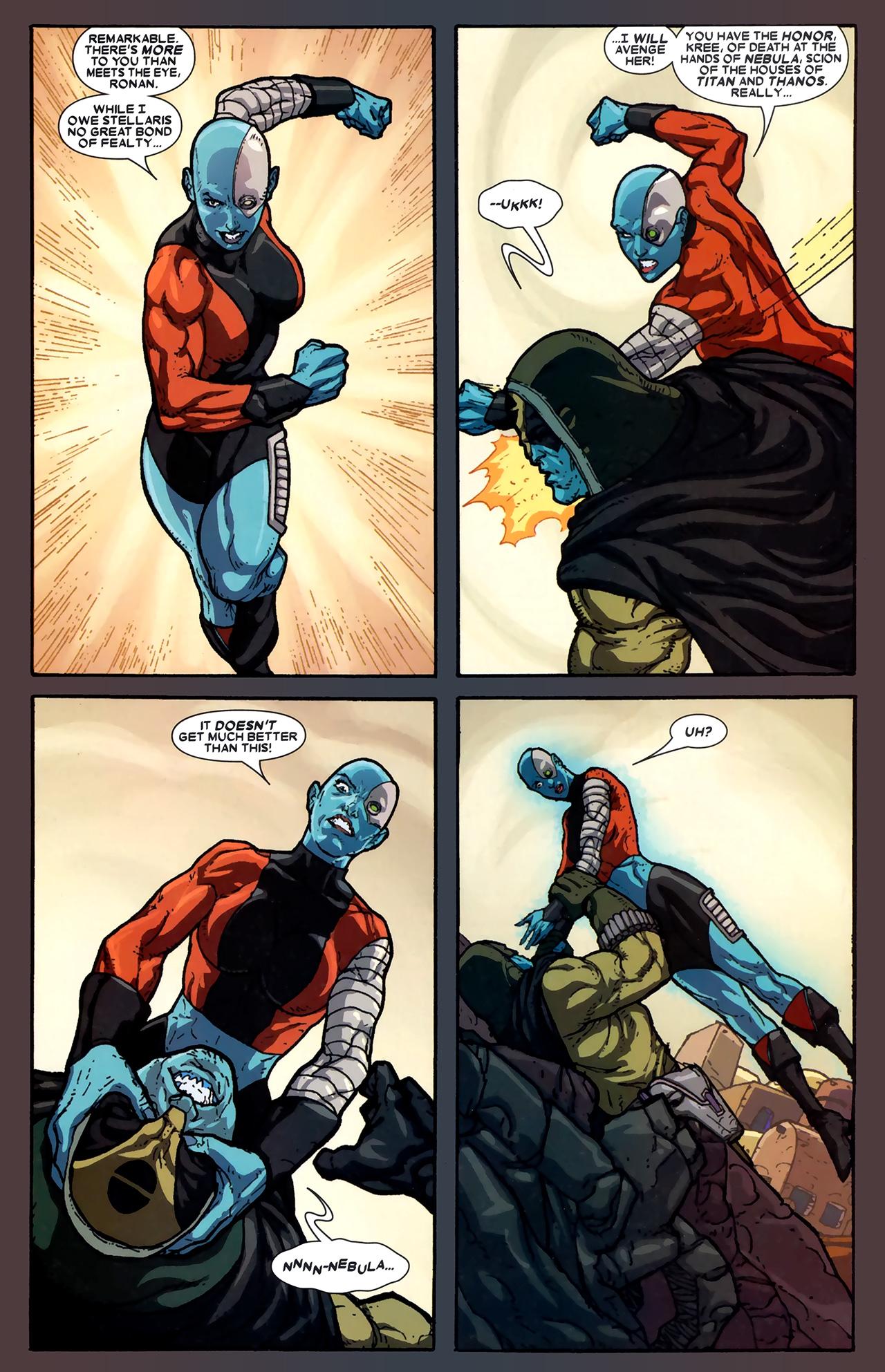 Read online Annihilation: Ronan comic -  Issue #2 - 8