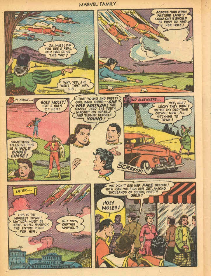 The Marvel Family issue 69 - Page 32