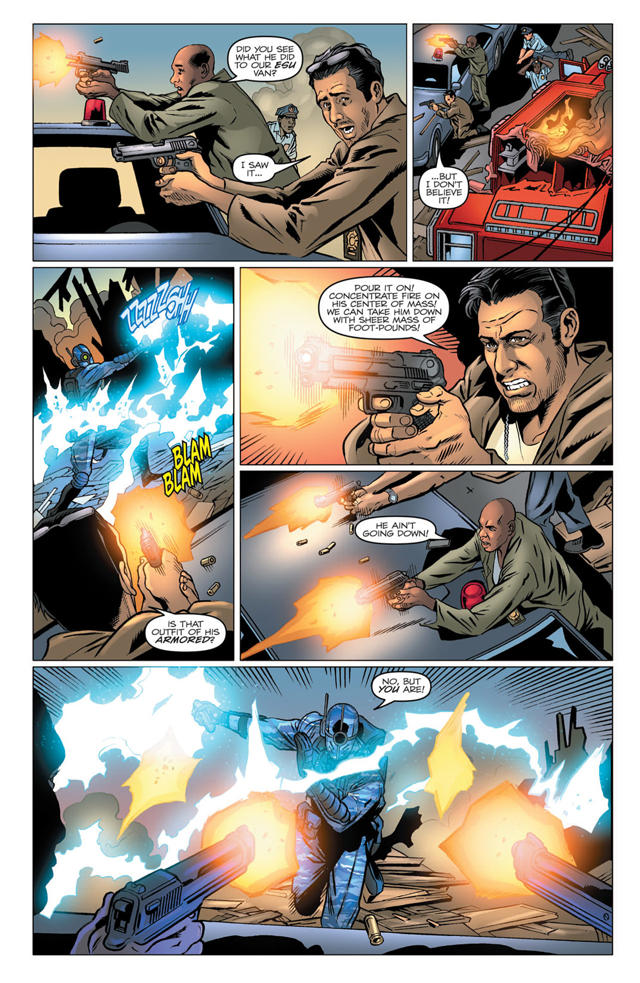 G.I. Joe: A Real American Hero 172 Page 18