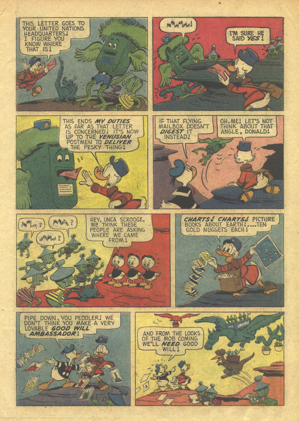 Read online Uncle Scrooge (1953) comic -  Issue #53 - 11