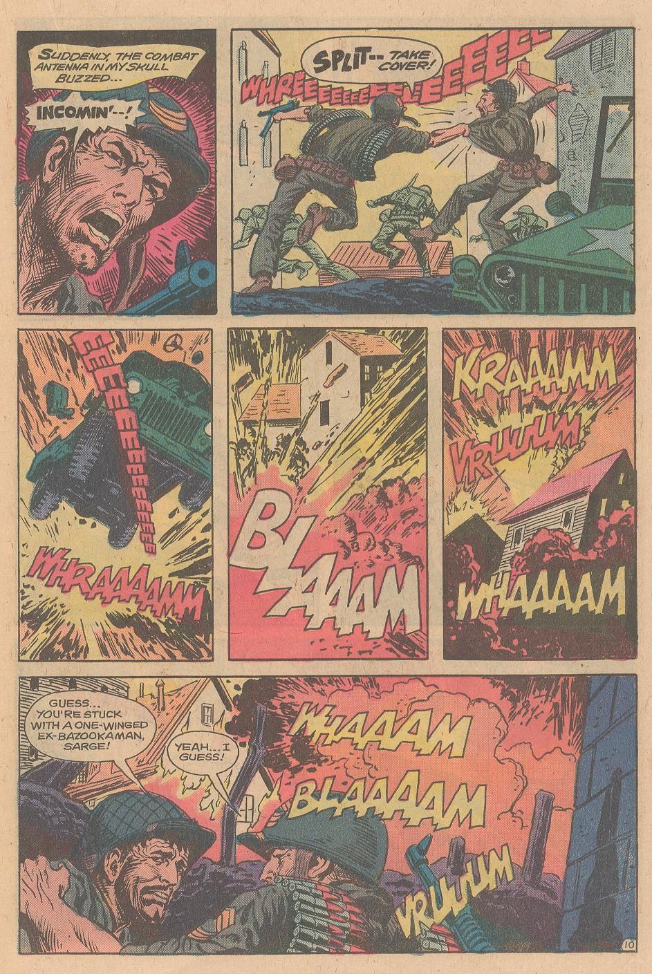 Read online Sgt. Rock comic -  Issue #348 - 11