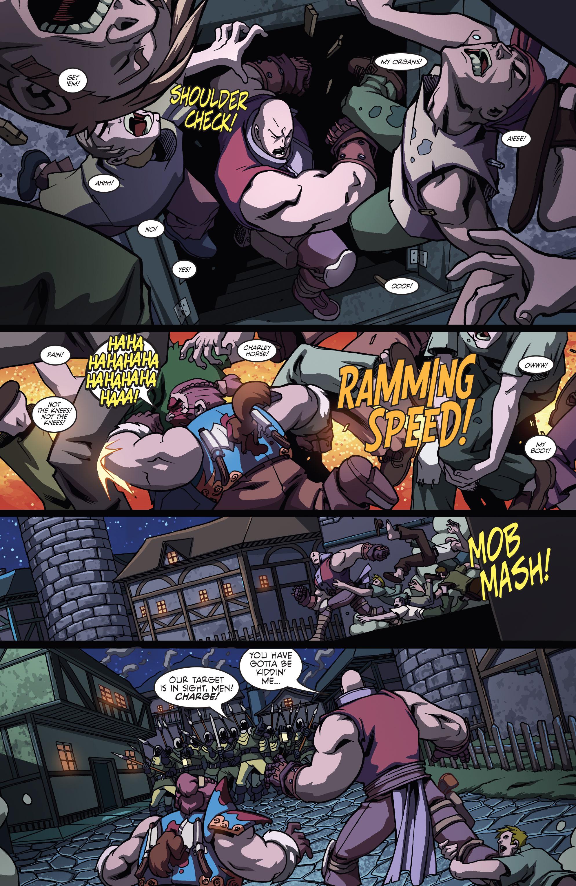 Read online Skullkickers comic -  Issue #10 - 16