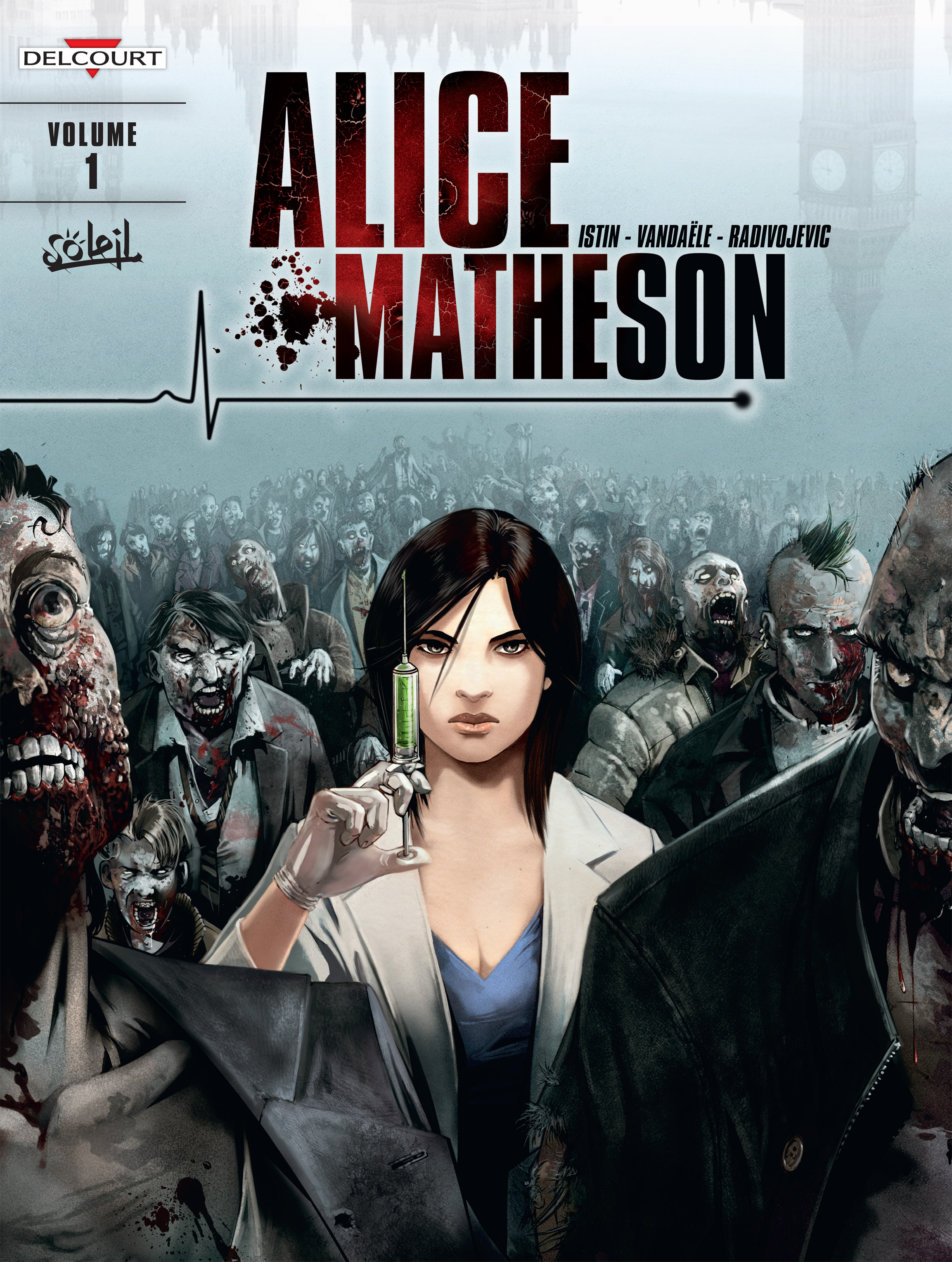 Read online Alice Matheson comic -  Issue #1 - 1