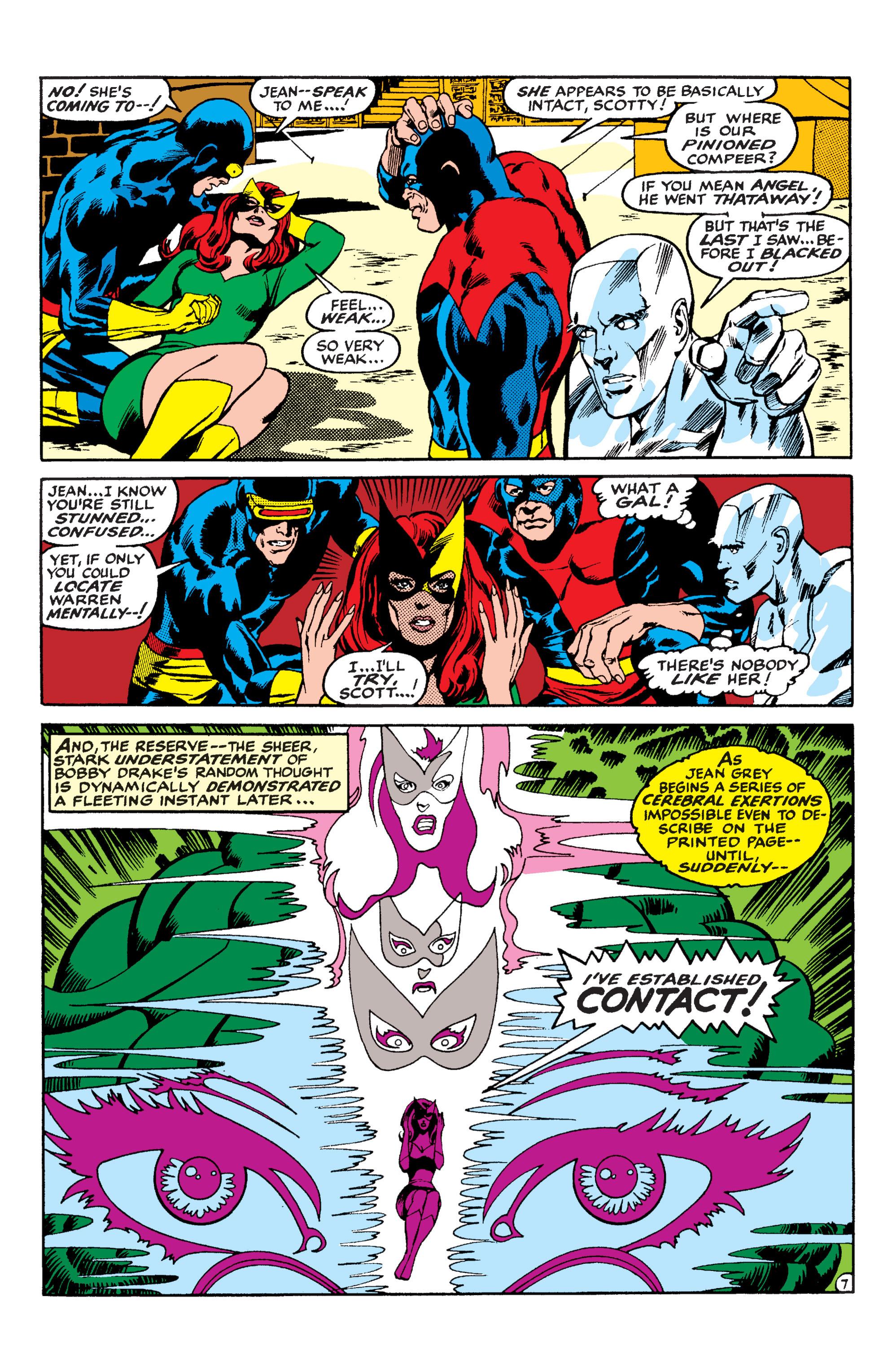 Uncanny X-Men (1963) 56 Page 7