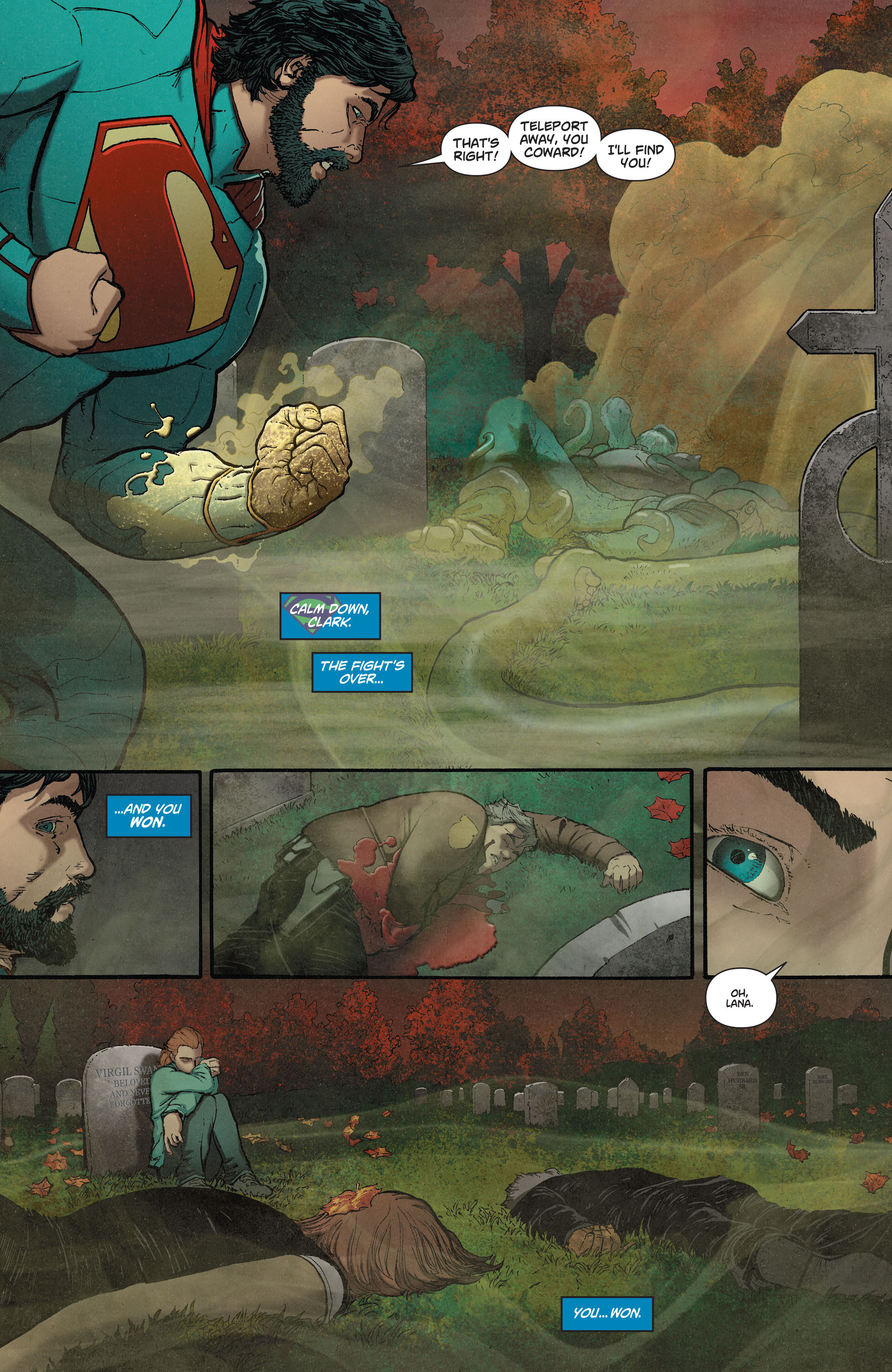 Read online Action Comics (2011) comic -  Issue #36 - 17