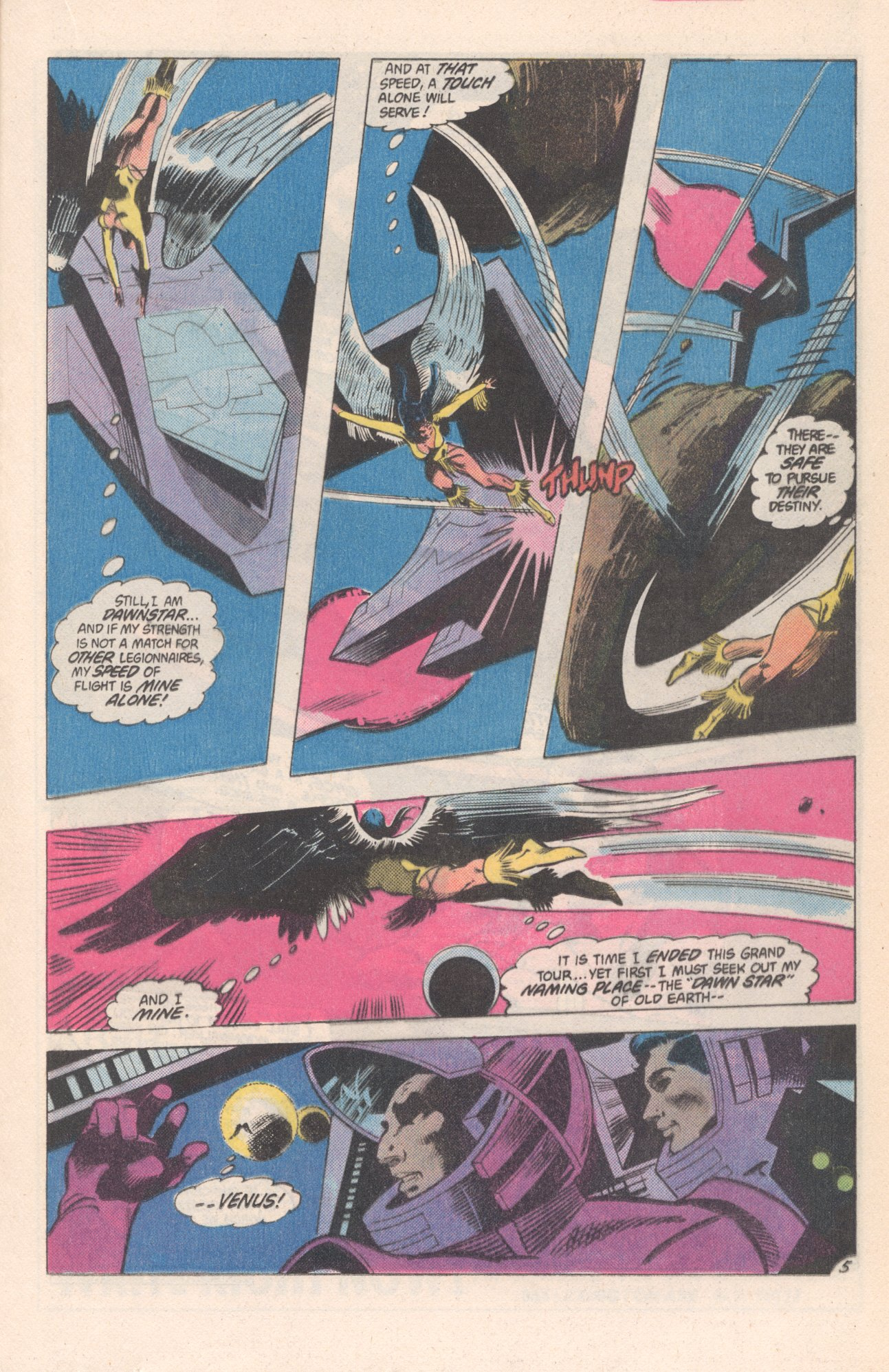 Legion of Super-Heroes (1980) 311 Page 16