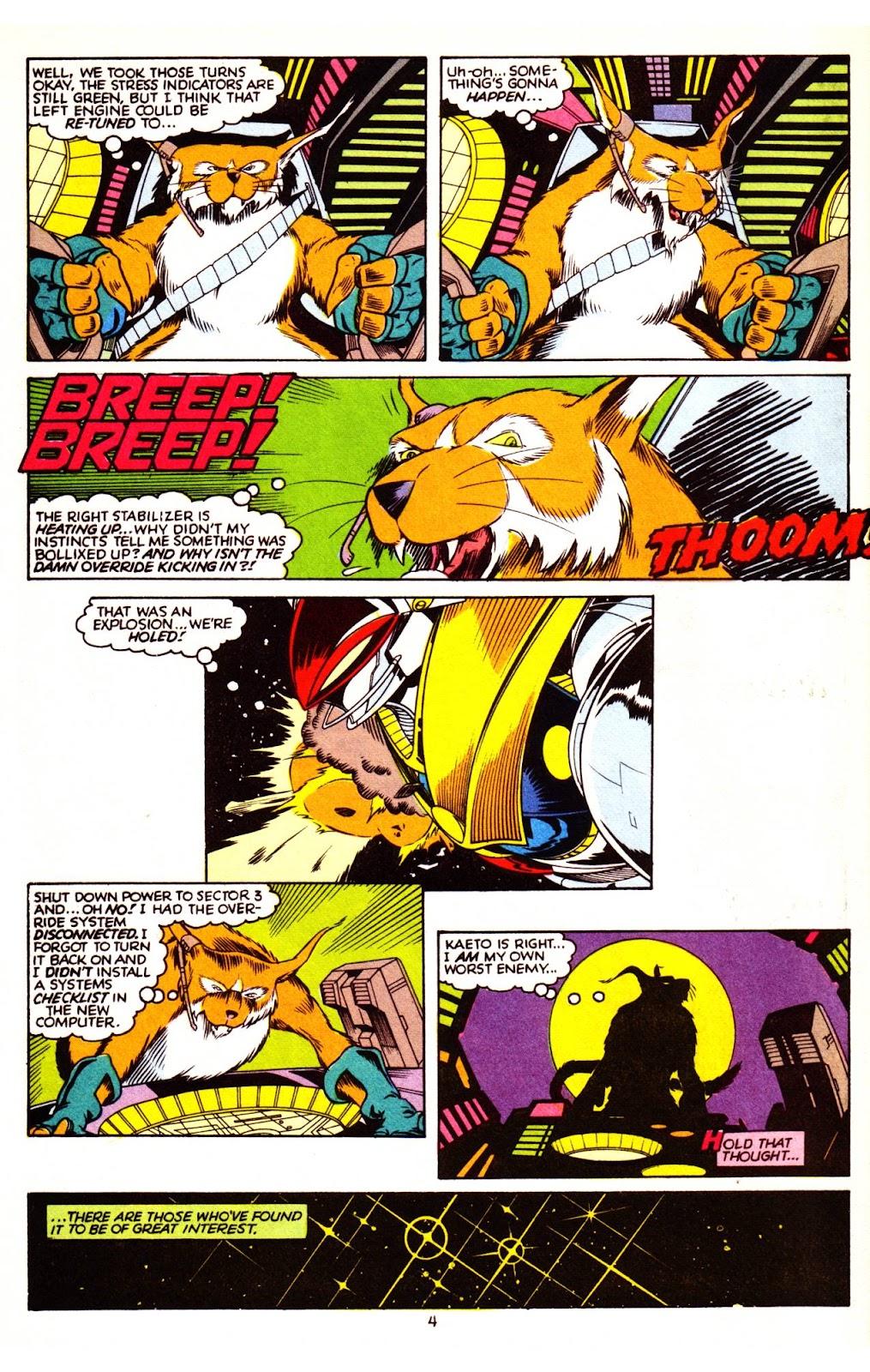 Dynamo Joe issue 8 - Page 6