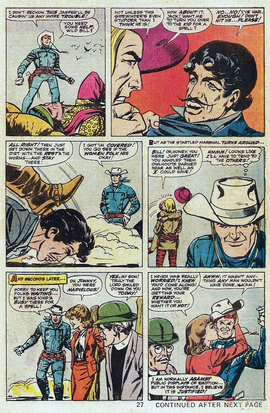 The Rawhide Kid (1955) issue 132 - Page 29