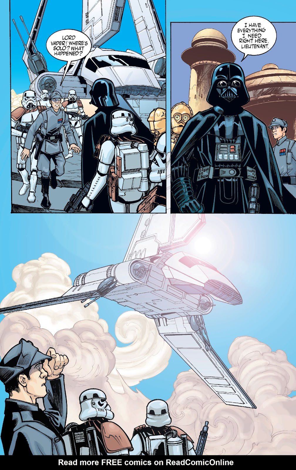 Read online Star Wars Legends: Infinities - Epic Collection comic -  Issue # TPB (Part 2) - 68