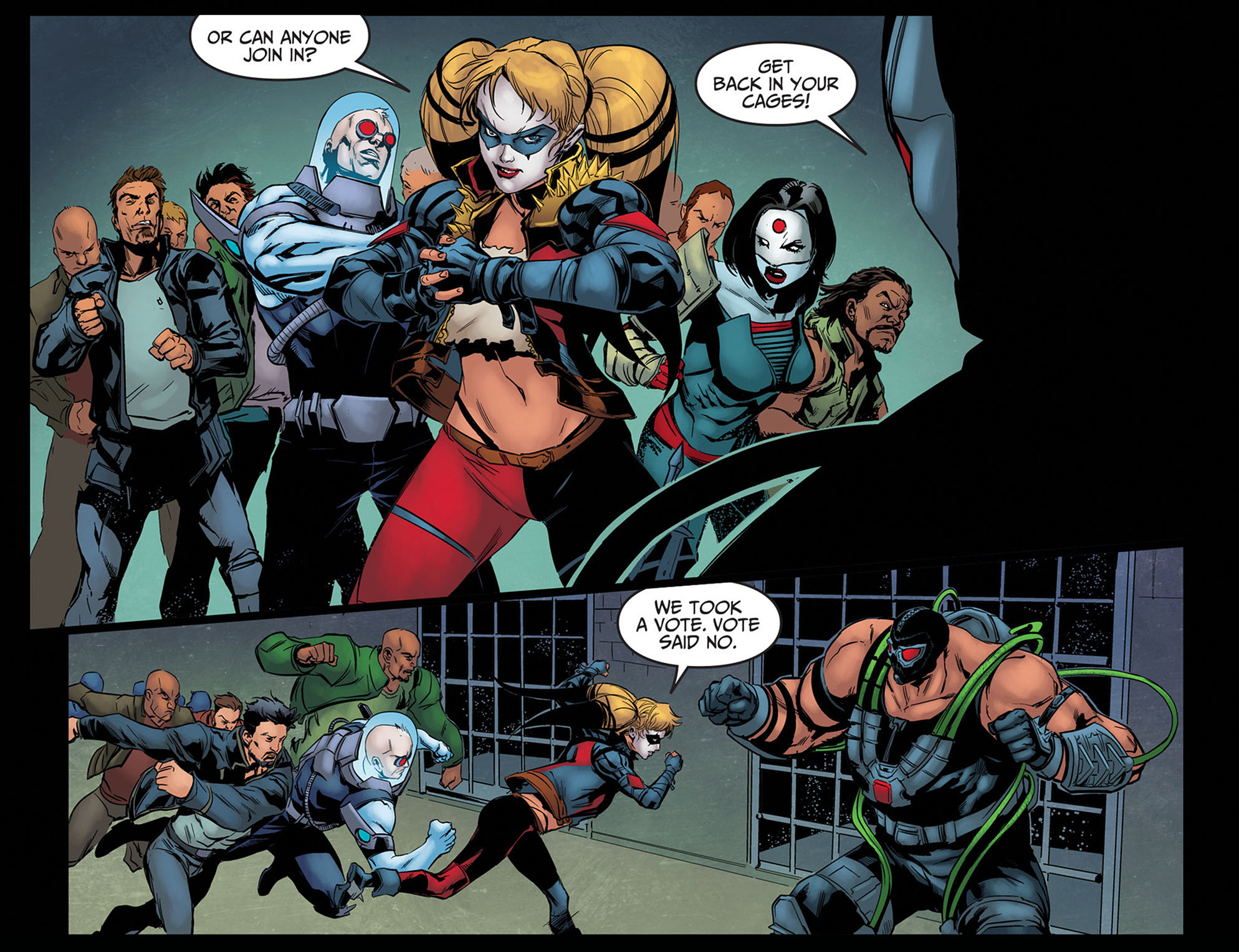 Read online Injustice: Ground Zero comic -  Issue #8 - 20