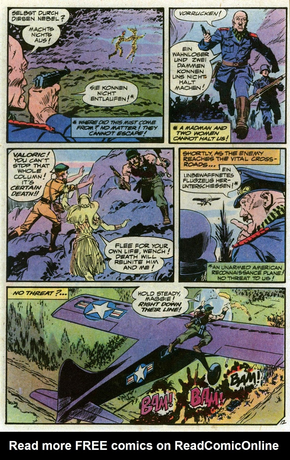 Read online All-Out War comic -  Issue #4 - 15