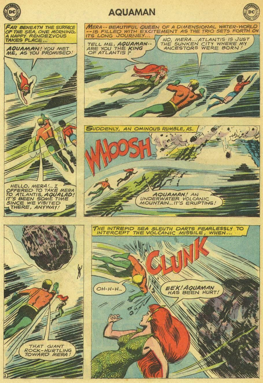 Read online Aquaman (1962) comic -  Issue #14 - 20