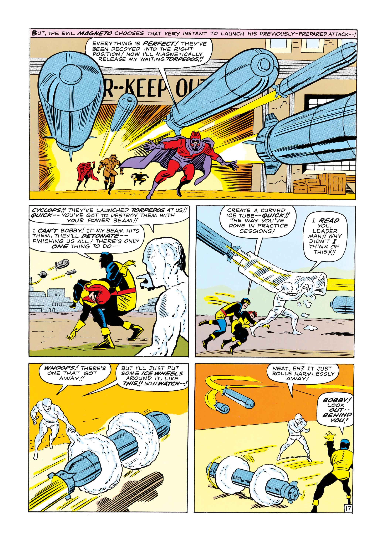 Uncanny X-Men (1963) 7 Page 17