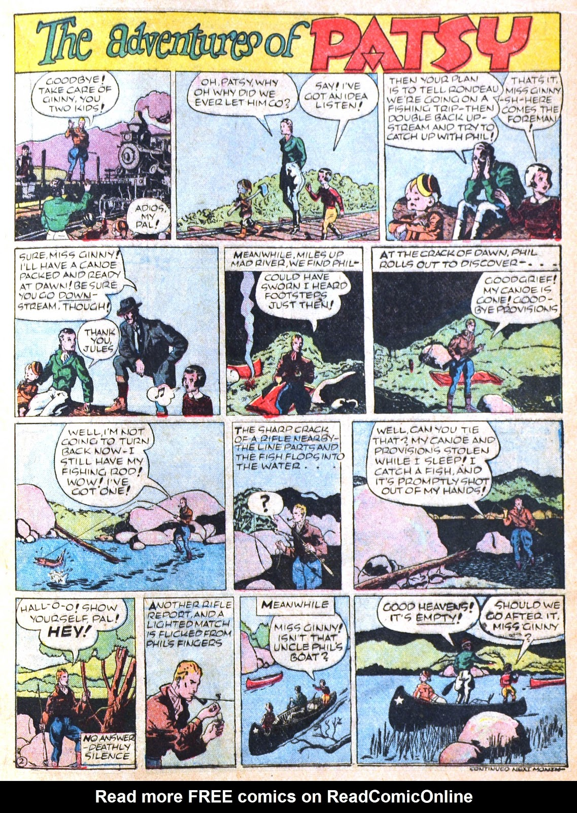 Read online Famous Funnies comic -  Issue #51 - 31