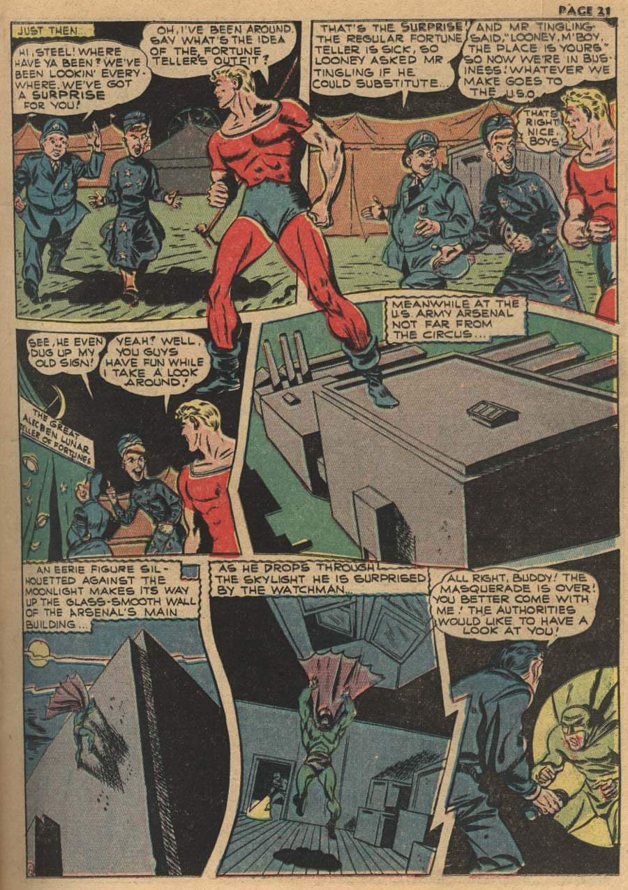 Zip Comics issue 31 - Page 21