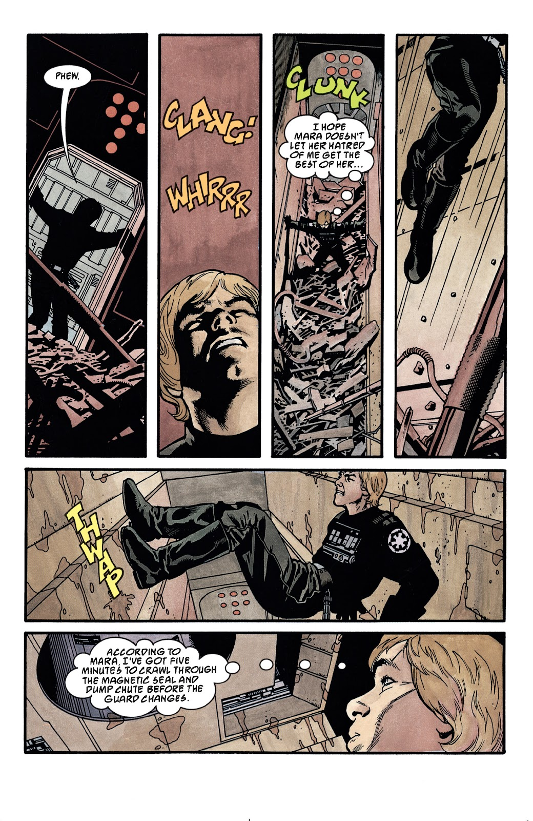 Read online Star Wars Legends: The New Republic - Epic Collection comic -  Issue # TPB 4 (Part 3) - 53