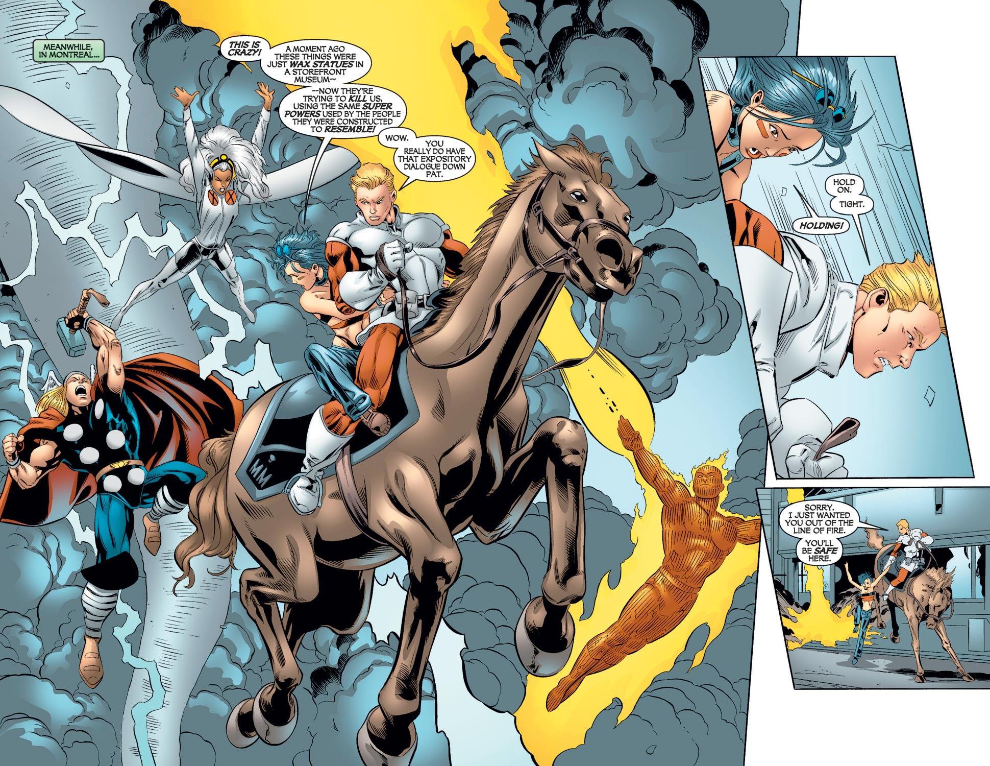 Read online Alpha Flight (2004) comic -  Issue #8 - 5